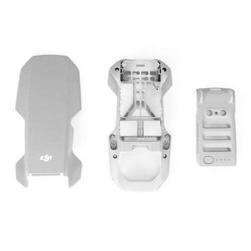 Motor de braços Corpo Shell Meio Parte Inferior Superior Moldura Capa Para Mini Drone DJI Mavic