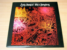 EX/EX- !! Ola & Janglers/Let's Dance/1968 Gazell Mono LP