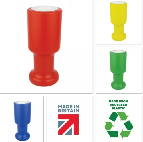 TAMPER PROOF RING SEAL LABELS FOR POLY AND ROUND CHARITY MONEY BOX 6//12//18//24