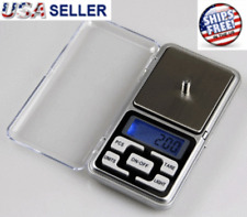 Portable 200g X 0.01g Digital Scale Jewelry Pocket Balance Gram LCD Herb Gold