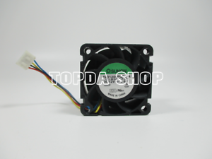 SUNON PSD1204PQB1-A Server cooling fan DC12V 2.6W 40*40*28mm 4pin PWM