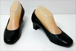 Condition pelle Shoes Top Court T JB in nera liscia Martin Double 37 EIPqwg