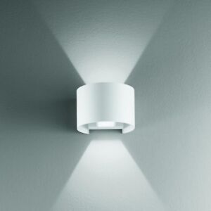 Strict Applique Doppia Emissione Luce Illuminazione Parete Esterni Ip65 Luce Bianca 8w Prix Le Moins Cher De Notre Site