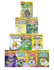 Geronimo Stilton Collection Set 1-10 Childrens Books Series Action Adventure New