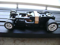 Black Friday Blowout Autoworld 4 Gear Ho Slot Car Chassis Racemaster R Tires