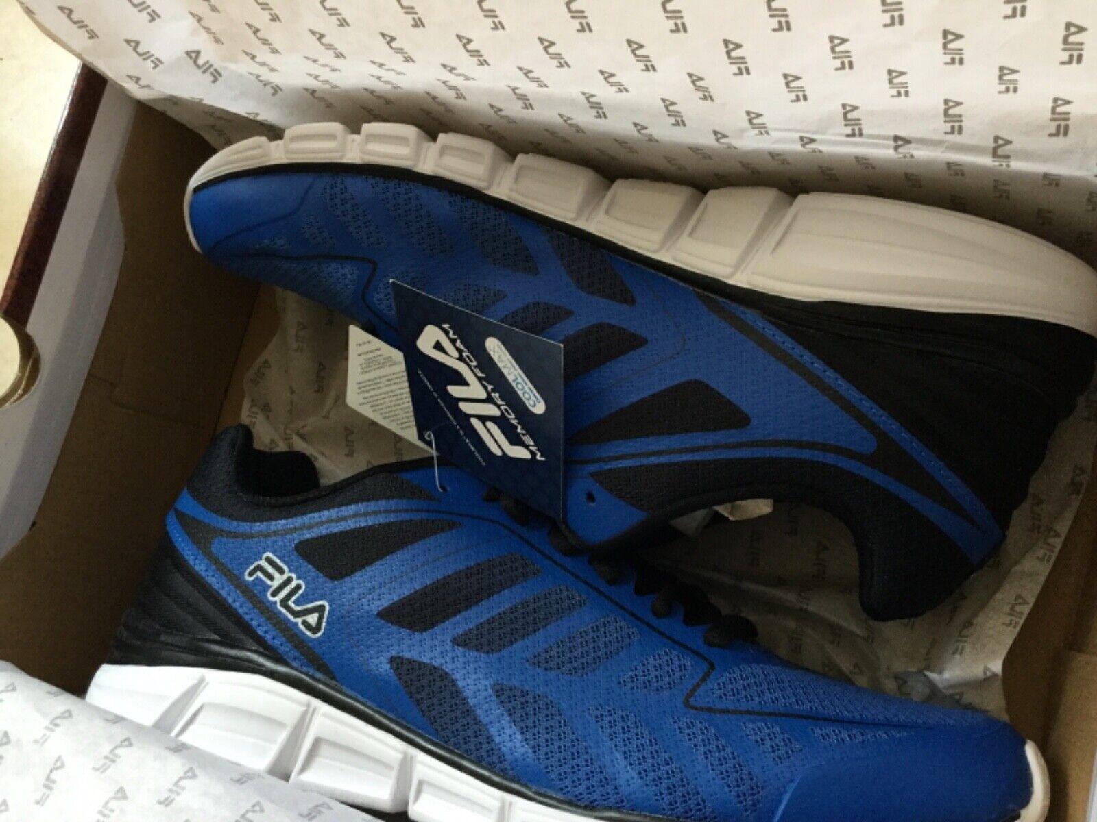 Homme Fila Memory Finity 2 Chaussures De Course 10.5 m
