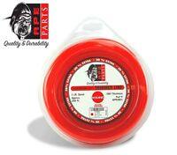 Premium Trimmer Line 1lb 295 Ft .095 Grass Weed Wacker Spool Refill Edger Redmax