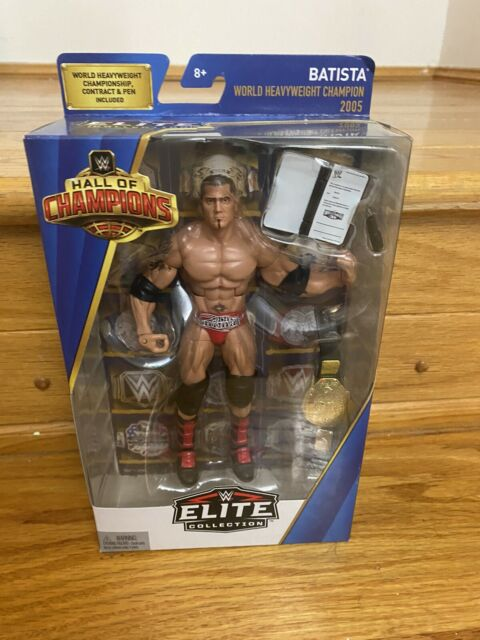 Mattel WWE Hall of Champions Undertaker Elite Action Figure Target Exclusive NEW