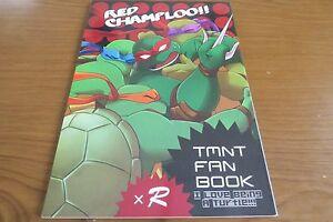 Teenage-Mutant-Ninja-Turtles-doujinshi-Raphael-main-A5-40pages-RED-CHAMPLOO