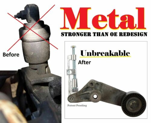 Metal Serpentine Belt Tensioner Assembly RK2005 for Camry Solara Rav4 tC xB 2.4L