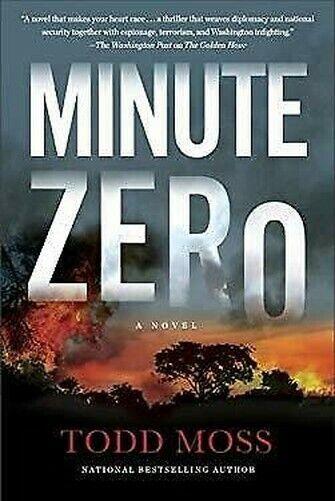Minute Zero von Moos , Todd