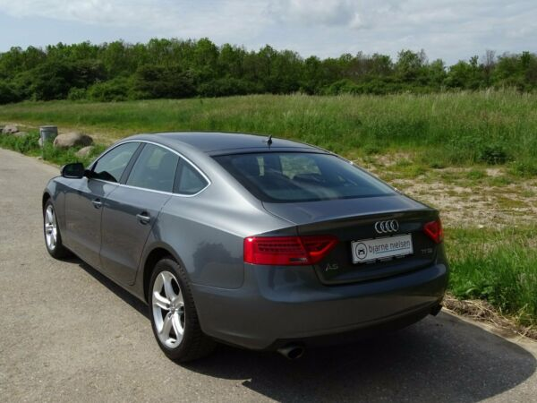 Audi A5 1,8 TFSi 170 SB - billede 3