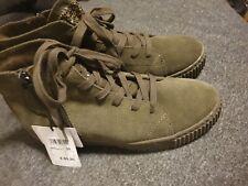 Boots Stiefeletten Damenschuhe Designer Neu Gr 36 Weinrot 8908
