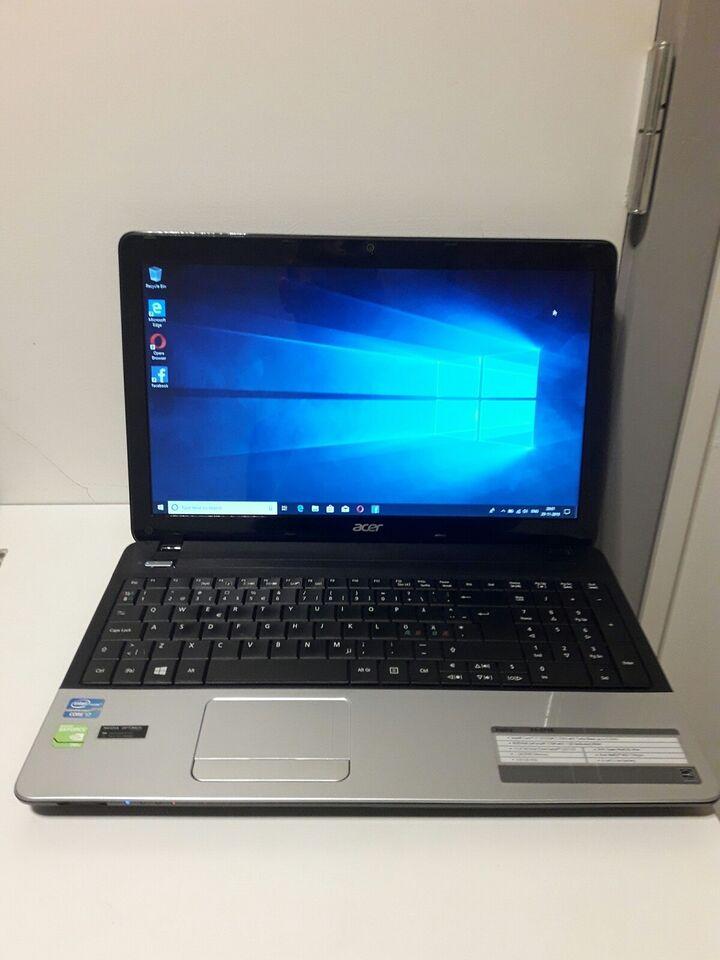 Acer Aspire E1-571G, 2.2 GHz, 16 GB ram