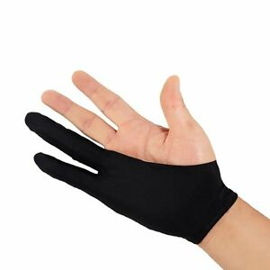 Professional Free Size Artist Drawing Glove For Graphic Tablet Right