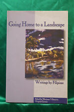 Going Home to a Landscape - Writings by Filipinas - Free Shipping