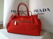1c60b02d3c681b item 3 NWT PRADA Tessuto+Saffiano Nylon ROSSO (RED) Tote Shoulder 1BA843  DUSTBAG NEW -NWT PRADA Tessuto+Saffiano Nylon ROSSO (RED) Tote Shoulder  1BA843 ...