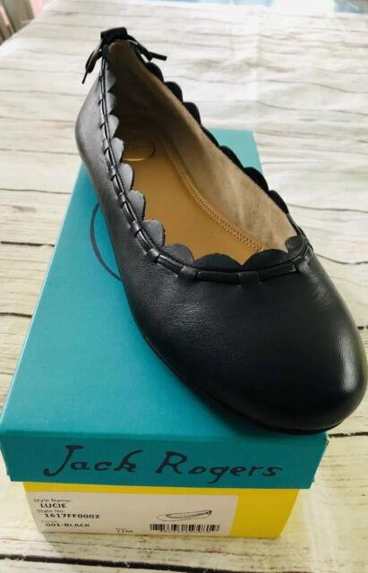 Jack Rogers Womens Lucie Ii Ballet Flat