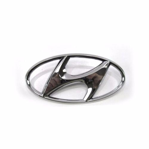 Avante HD OEM Parts Front H Logo Emblem For 2007-2009 Elantra