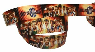 "Firefly TV Series Characters 1/"" Wide Repeat Ribbon Sold in Yard Lots"