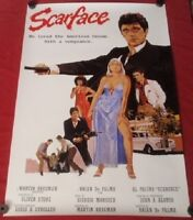 Scarface Poster 23x35 Reproduction Art Style Movie Poster  American Dream
