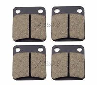 Front Brake Pads For Yamaha Atv Warrior 350 Yfm350 2002 2003 2004