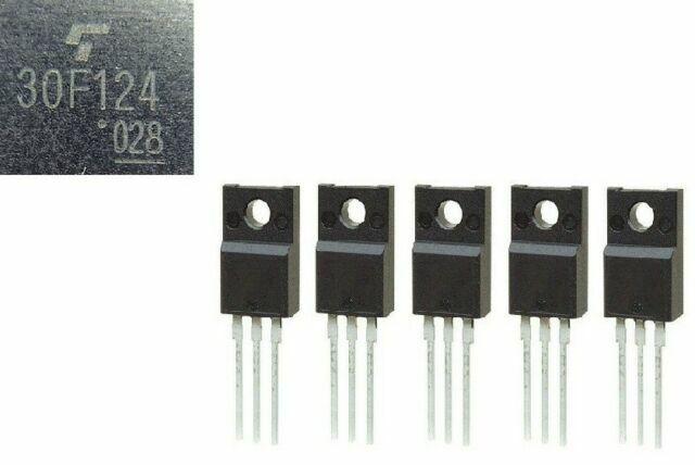 1PCS TOSHIBA 30F124 GT30F124 TO220F