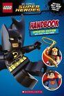 Lego DC Superheroes Handbook 9780545868006 by Greg Farshtey Paperback