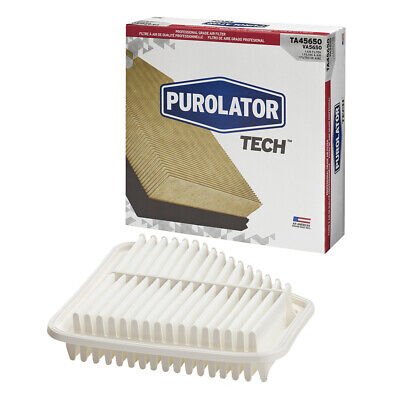 3 Pack Purolator ONE A45650 Air Filter 3x Engine Intake Flow Filters wd