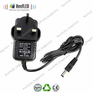 Replacement-12V-AC-DC-2000mA-2A-Adaptor-Power-Supply-Plug-5-5-x-2-1-2-5-UK