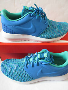 the latest 317e8 e14b0 Image is loading nike-roshe-NM-flyknit-PRM-mens-running-trainers-