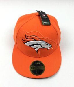 New Era NFL Denver Broncos 2016 Official 59Fifty Fitted Sideline Hat ... 69c4089f4