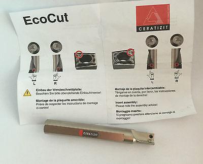 Ceratizit Ecocut Multi-function Tools Ecc..r/l-1,5d.. Für Wsp Xc.t..neu Rechnung FöRderung Der Produktion Von KöRperflüSsigkeit Und Speichel