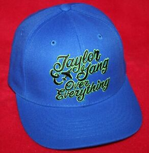 TAYLOR-GANG-Over-Everything-WIZ-KHALIFA-Concert-Tour-HAT-CAP-BRAND-NEW-Rare-RAP