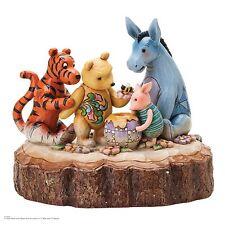 Disney You Me and a Hunny Bee Piglet Winnie Pooh Eeyore Tigger Figurine 4037502