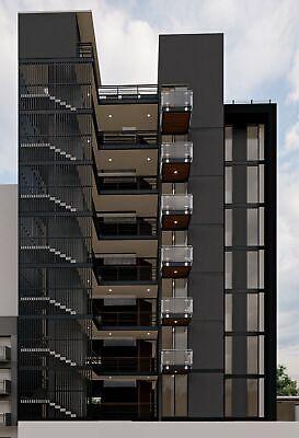Departamento en Preventa Panamá View Tower, Morelia, Michoacán, 3 Recámaras
