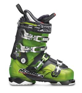 Nordica-NRGY-PRO-1-Downhill-Men-039-s-Ski-Boots-SIZE-27-5