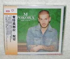 M. Pokora Mise A Jour 2010 Taiwan CD w/OBI Eva Simons