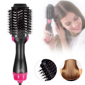Coleccion-Pro-Salon-rapido-Secador-de-pelo-y-cepillo-de-salud-Volumizer-Peine-guardar