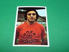282 J-M. GIACHETTI AGEDUCATIFS PANINI FOOTBALL 1974-75 ASNL 74 AS NANCY LORRAINE
