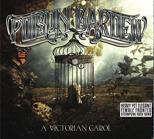 POISON GARDEN - A VICTORIAN CAROL   CD NEUF
