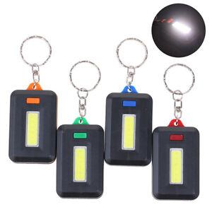 Cob flashlight keychain mini led flashlight portable outdoor emergency lig Flo2