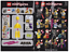 Lego-minifigures-series-8-unopened-factory-sealed-choose-select-your-minifigure