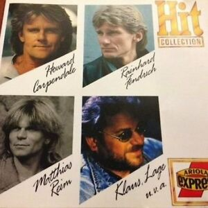Hit-Collection-1-BMG-AE-Howard-Carpendale-Klaus-Lage-Band-Clowns-amp-He-CD
