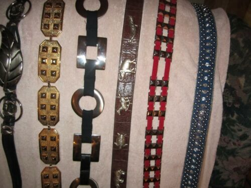 Gorgeous Belts