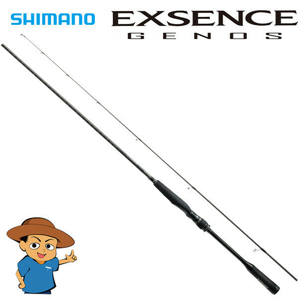 Shimano EXSENCE GENOS S96M R Medium fishing spinning rod 2018 model