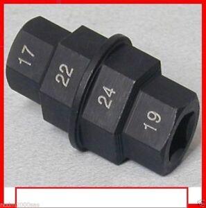 BUZZETTI-9181-LLAVE-HERRAMIENTA-DESMONTAR-QUITAR-PERNO-RUEDA-MOTORRAD-D