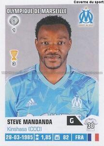Terza Maglia Olympique de Marseille Steve MANDANDA