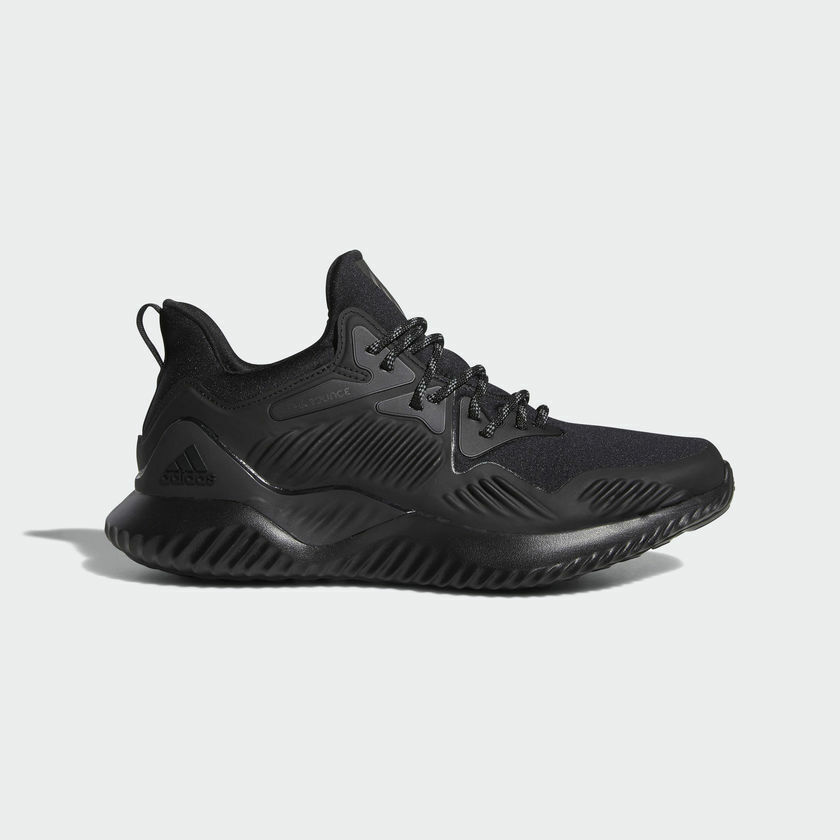 B76046 Alphabounce Beyond Men Women Running shoes Sneakers Black