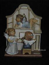 +# A004879 Goebel Archiv Limpke Nina & Marco, drei 3 Engel an Orgel Prototyp